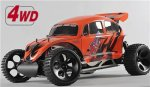 Beetle 4 WD off-road buggy